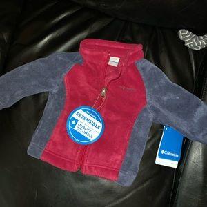 Baby girl 3-6 months Columbia jacket